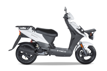 Kymco Agility Carry 50i E4, pearly white