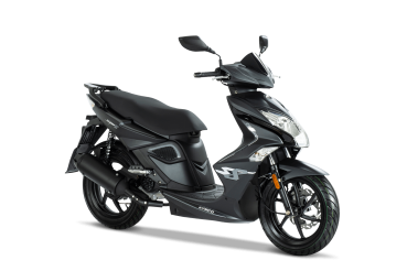Kymco Super 8 50i 4T black matt
