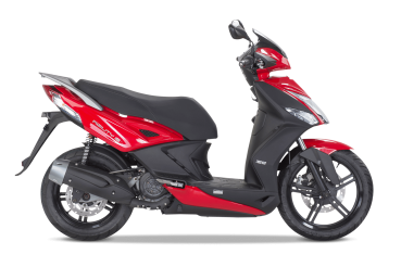 Kymco Agility City + 125i CBS, Bright Red - Aktionspreis
