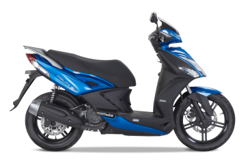 Kymco Agility City + 125i CBS, lightblue-matt - Aktionspreis