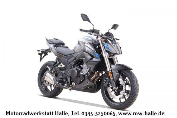 biker-shop24.eu - Voge 500 R NAKED antrazit i ABS, Mw