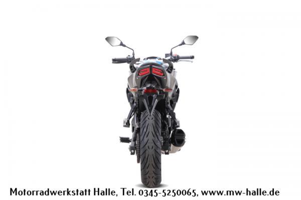 biker-shop24.eu - Voge 500 R NAKED i ABS rot, Mw-Halle