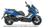 NEW DOWNTOWN 350i ABS + TCS Blau matt - Kymco - Aktion