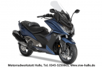 AK 550i ABS blau matt Kymco Aktion