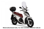 Kymco New People S 50 i, silber matt  Metallic
