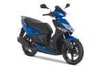 Kymco Agility City+ 125i CBS, light blue matt
